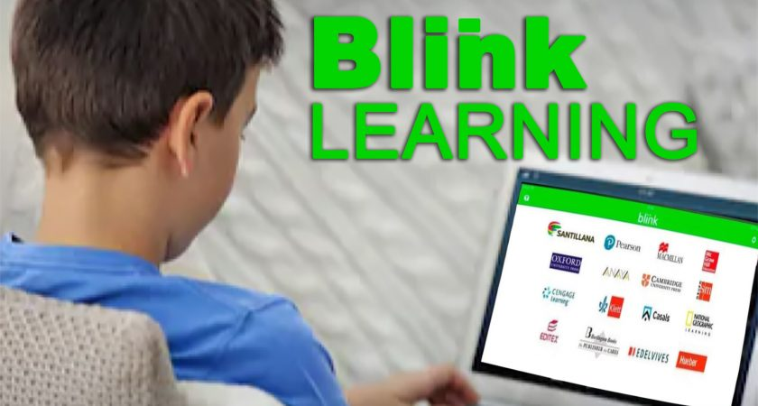 Plataforma virtual Blinklearning